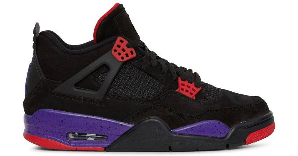 6ae88f3ea0d Lyst - Nike Air 4 Retro 'raptors' Sneakers for Men