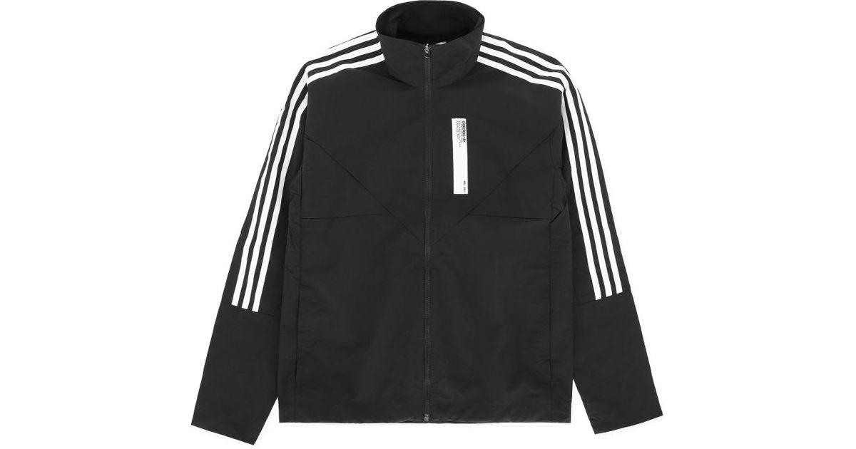 676bfb28f9f1d Lyst - Adidas Originals Nmd Track Top in Black for Men