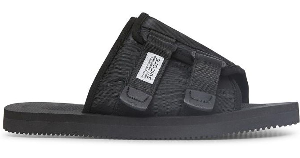 b70c456e19e Lyst - Suicoke Kaw-cab Black in Black for Men