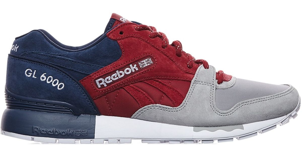 74620f1ff443 Lyst - Reebok Gl 6000  summer In New England Pack  Sneakers in Blue for Men