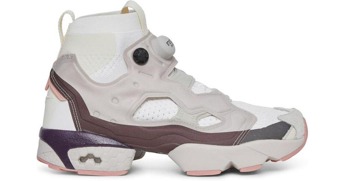 Lyst - Reebok Instapump Fury Ultraknit Sneakers for Men dd8cea53f