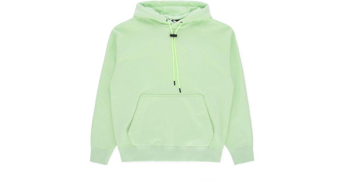 0e2dd190 Nike Nrg Hooded Sweatshirt in Green for Men - Lyst