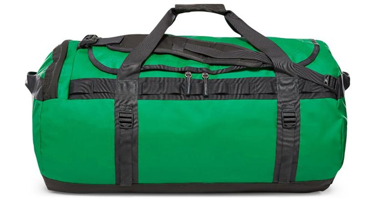 901946486c8d Lyst - The North Face Base Camp Duffle L Bag in Green for Men