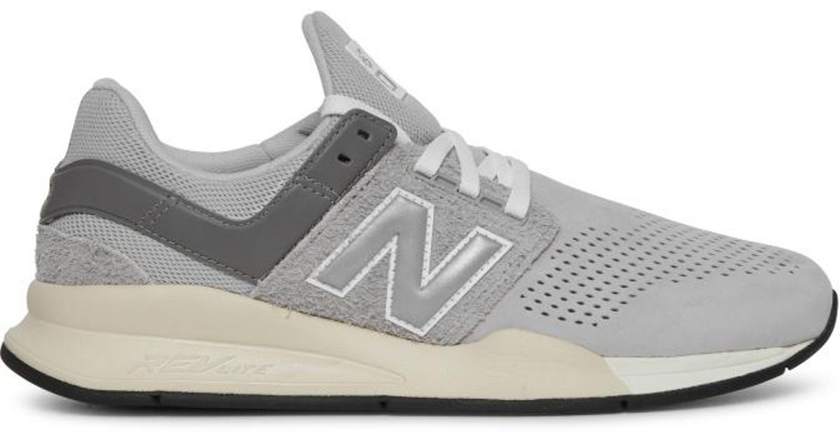 detailed look 39af9 a112b Lyst - New Balance Ms247gy Og Sneakers in Gray for Men