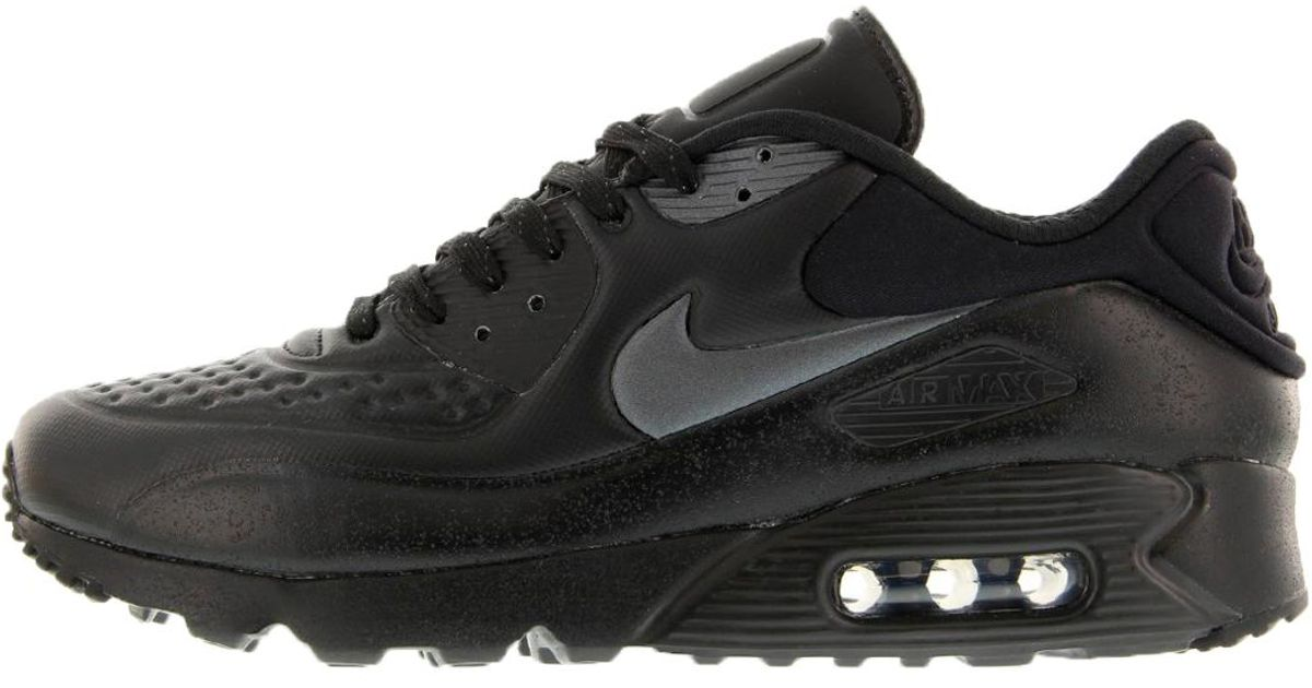best authentic 5cb6d 31940 Lyst - Nike Air Max 90 Ultra Se Premium in Black for Men