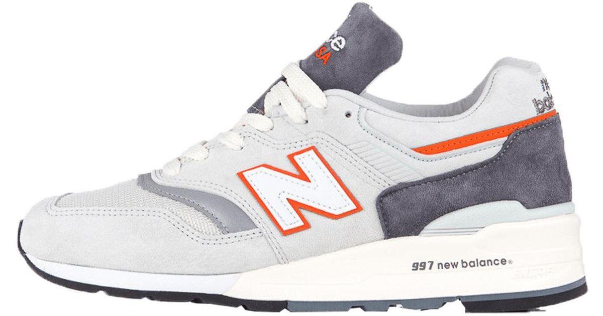 new styles 0fed1 7ac56 New Balance Multicolor 997 Csea for men