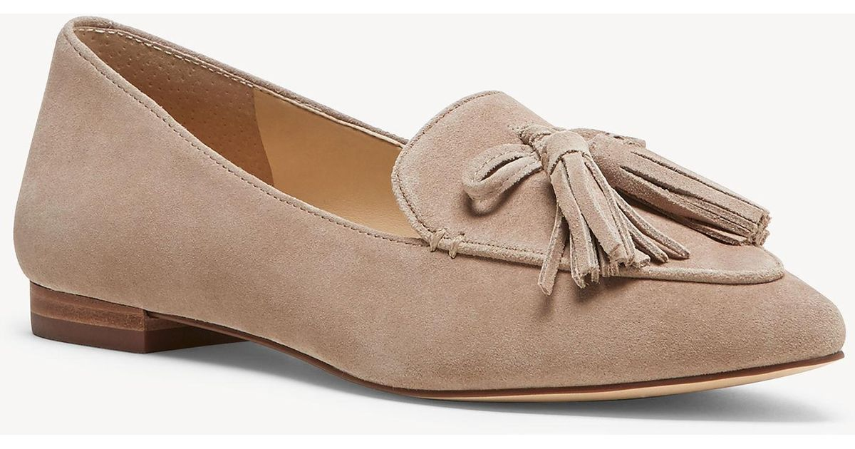 a404d476a84 Lyst - Sole Society Hadlee Tassel Loafer in Brown