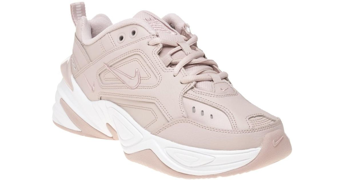 8c45a207f Nike Mk2 Tekno Trainers in Natural - Lyst