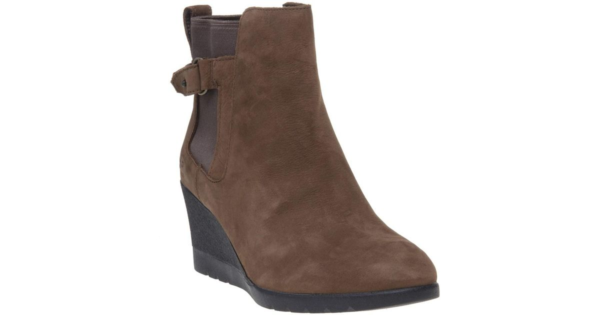 bfb29a06a3d Ugg - Brown Indra Boots - Lyst