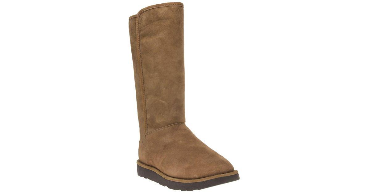 7a3565188b7 Ugg - Brown ® Abree Ii Tall Boots - Lyst