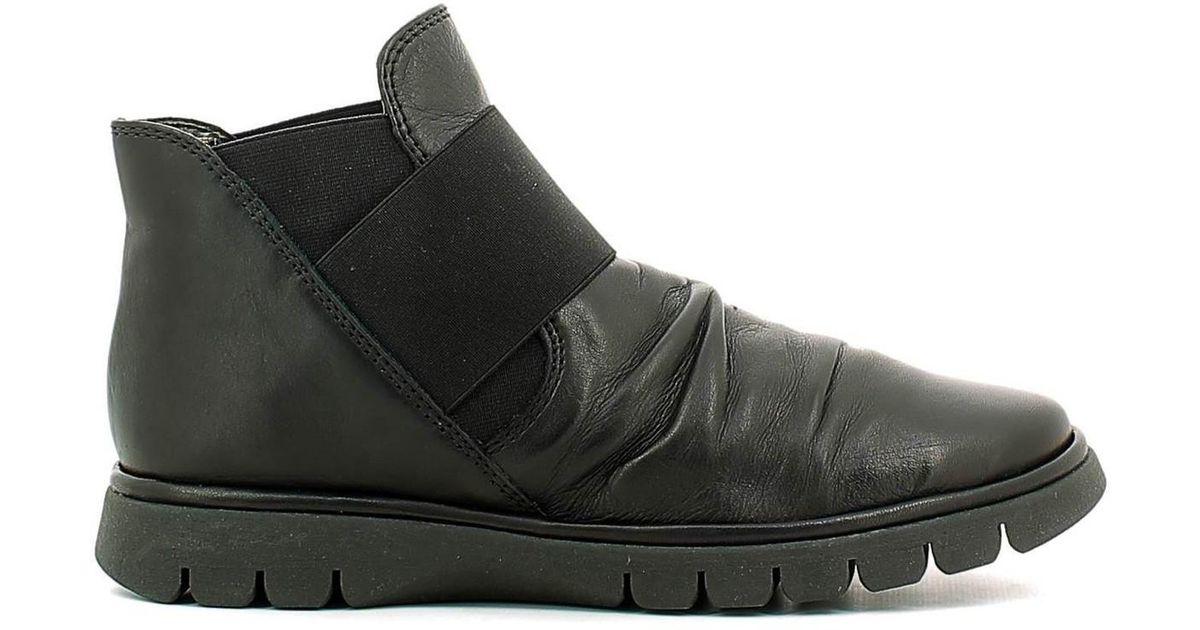 47de7650b57d The Flexx B117 07 Ankle Boots Women Black Women s Walking Boots In Black in  Black - Lyst