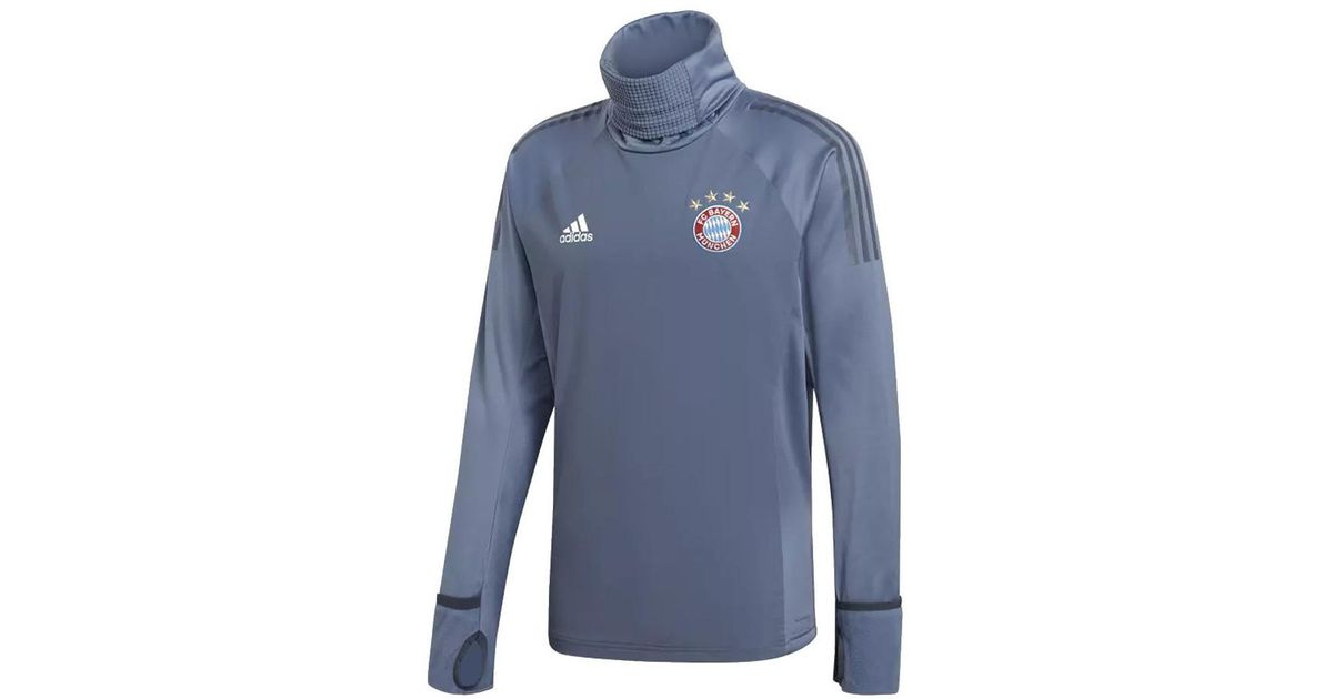 8e1ba748 adidas 2018-2019 Bayern Munich Ucl Warm Up Top Men's Tracksuit Jacket In  Grey in Gray for Men - Lyst