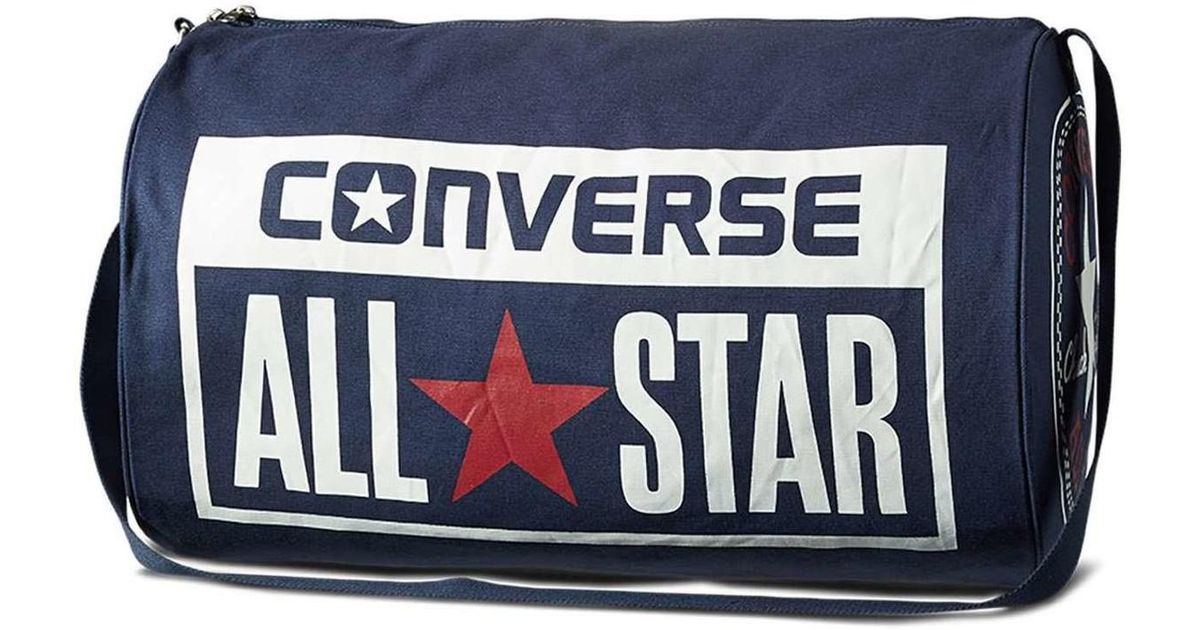 Converse 10422c-003 Duffle Bags Accessories Blue Men s Travel Bag In Blue  in Blue for Men - Lyst f6f557b0bc5f7