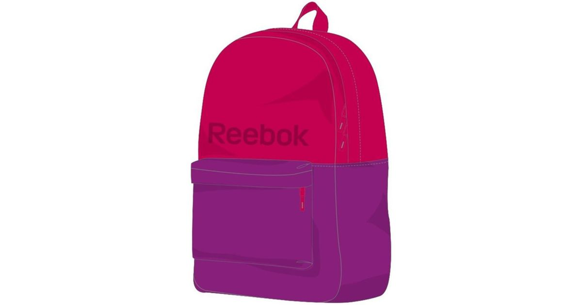 Reebok Ab1235 Women s Backpack In Purple in Purple for Men - Lyst