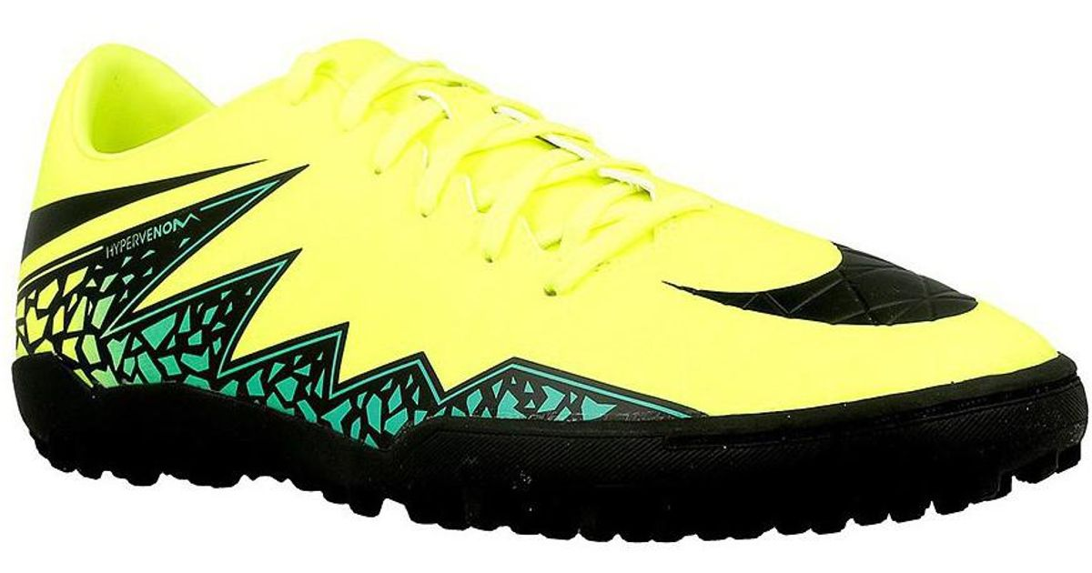 9951807a4 Nike Hypervenom Phelon Ii Tf Men's Football Boots In Yellow in Yellow for  Men - Lyst