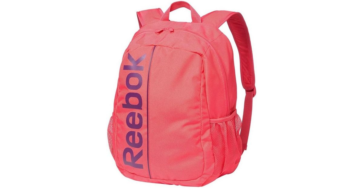 Reebok Sport Roy Bkp Women s Backpack In Red in Red for Men - Lyst