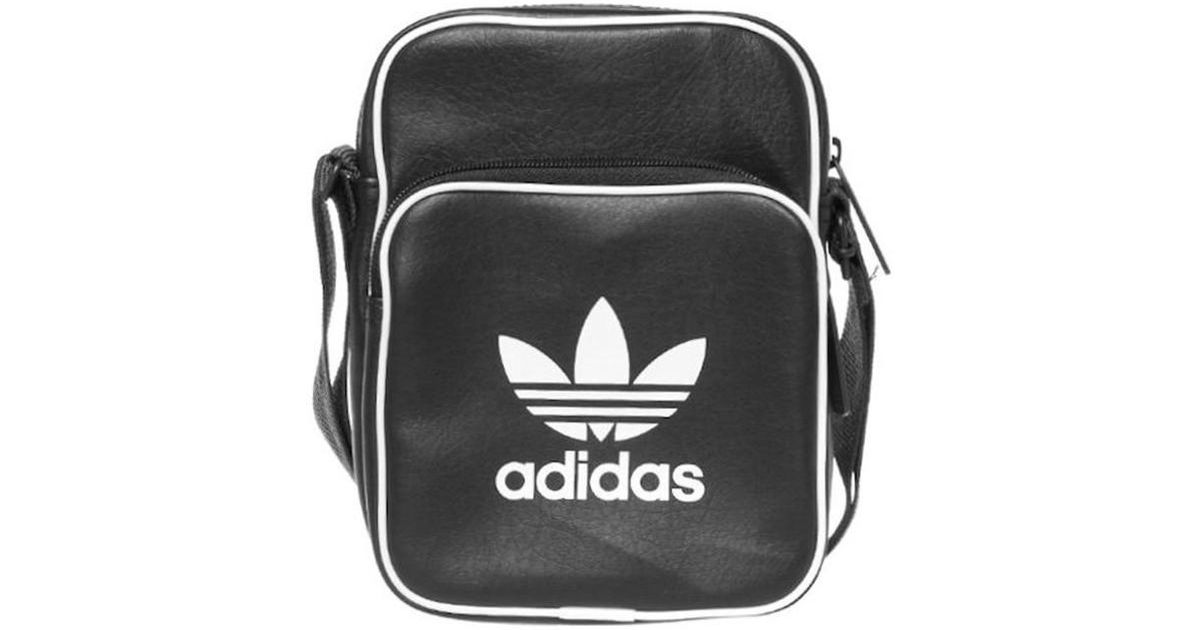 adidas Mini Bag Classic Men s Shoulder Bag In Black in Black for Men - Lyst