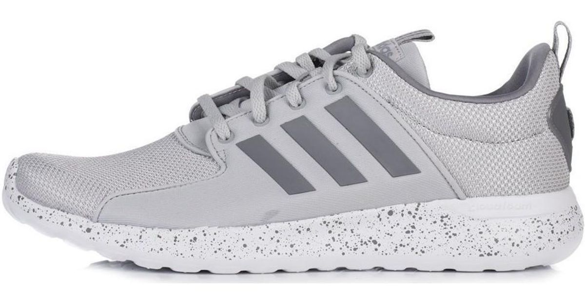 Mens Lite Racer Trainers (Grey)