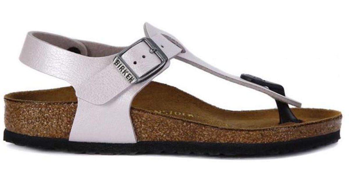 Birkenstock Kairo Rose Men s Sandals In White in White for Men - Lyst e517ed1c9f