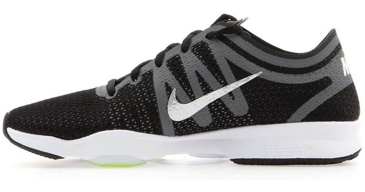 watch 1d531 09652 Nike Wmns Air Zoom Fit 2 Women s Shoes (trainers) In Black in Black - Lyst
