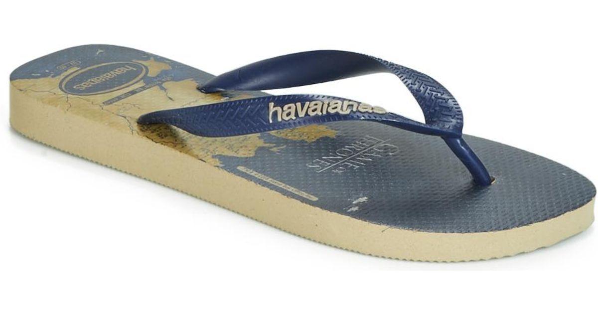 7168dbab16f20 Havaianas Top Got Men s Flip Flops   Sandals (shoes) In Blue in Blue for  Men - Lyst