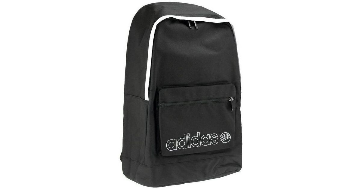 d1b0620c8a sale adidas neo base bp womens backpack in black in black lyst 746c9 3c725