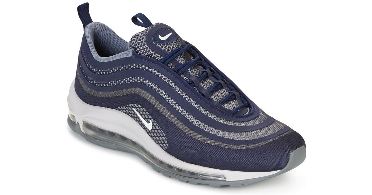 the latest 5f411 9510d Nike Air Max 97 Ul  17 Men s Shoes (trainers) In Blue in Blue for Men - Lyst