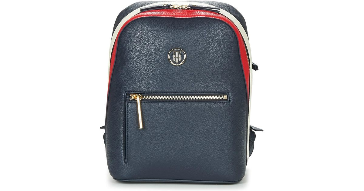 c00ef5f538 Tommy Hilfiger Th Core Mini Backpack Women's Backpack In Blue in Blue - Lyst