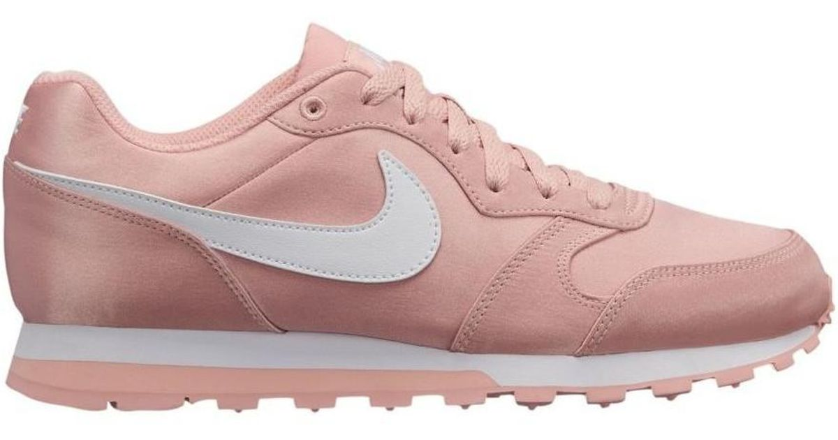 427db7dc80e Nike Women s Md Runner 2 Shoe 749869 Women s Shoes (trainers) In Pink in  Pink - Lyst