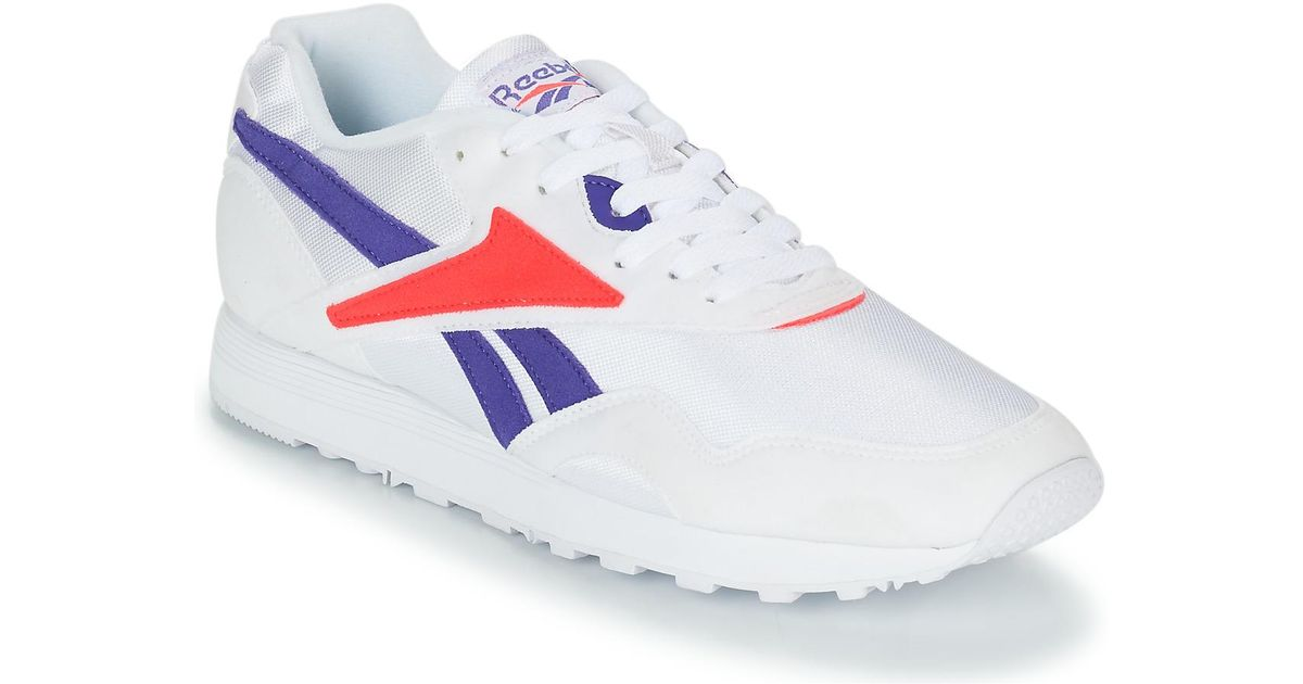 84553e7bebfe3 Reebok Rapide Mu Shoes (trainers) in White for Men - Lyst
