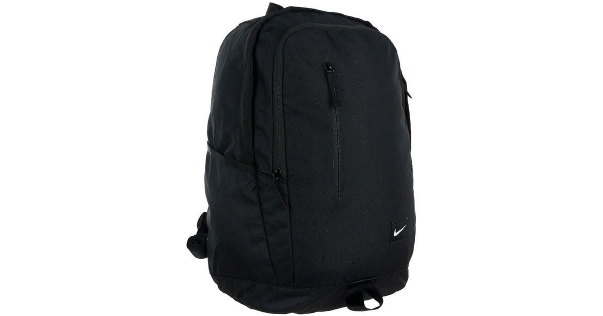 Nike Ba4857 001 Sportowy Miejski Men s Backpack In Black in Black for Men -  Lyst 55752c81a05bc