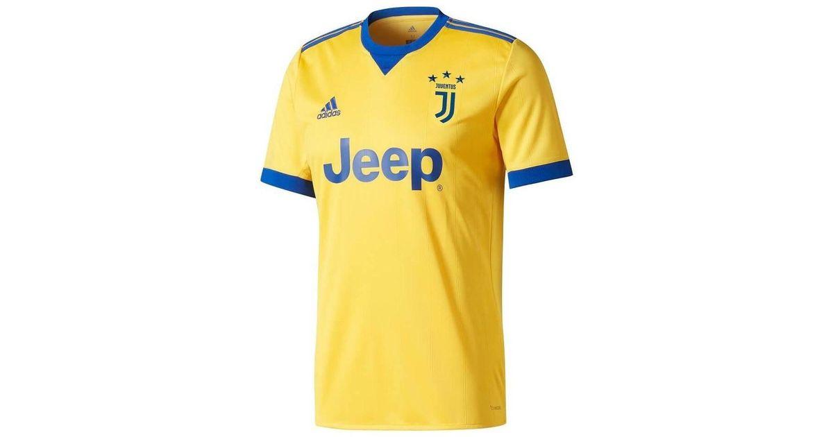 165c42935 Adidas 2017-2018 Juventus Away Shirt (pjanic 5) Women s T Shirt In Black in  Black - Lyst