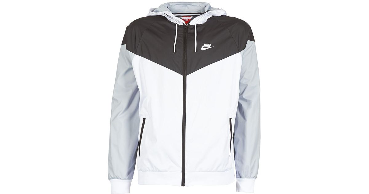 5713d2b30f Nike Windrunner Windbreakers in Gray for Men - Save 22% - Lyst