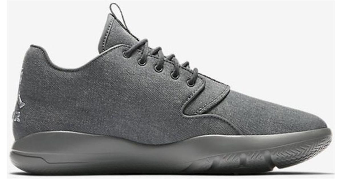 2ce1a38bd82e ... aliexpress nike air jordan eclipse cool grey mens shoes trainers in  grey in gray for men