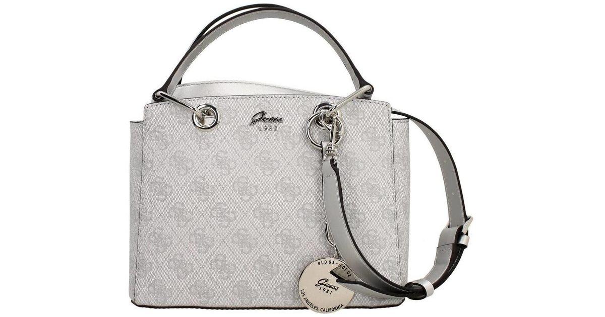 Guess Jacqui Small Satchel Women's Handbags