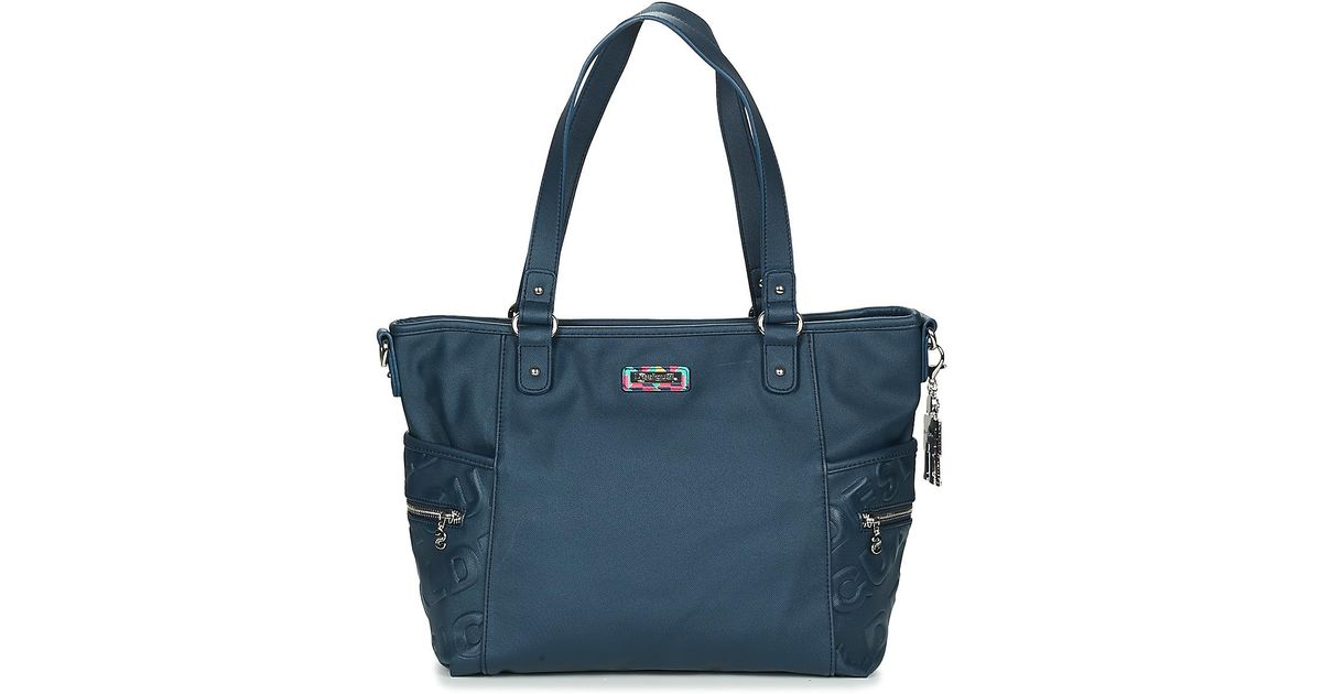 a865fa5525 Desigual Colorama Maxton Women s Shoulder Bag In Blue in Blue for Men - Lyst