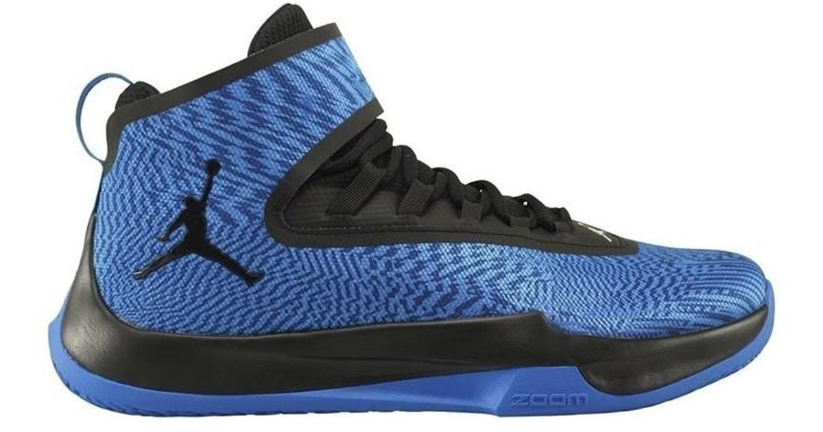 competitive price a5ac5 afeaf Nike Fly Unlimited Men s Shoes (high-top Trainers) In Multicolour in Blue  for Men - Lyst