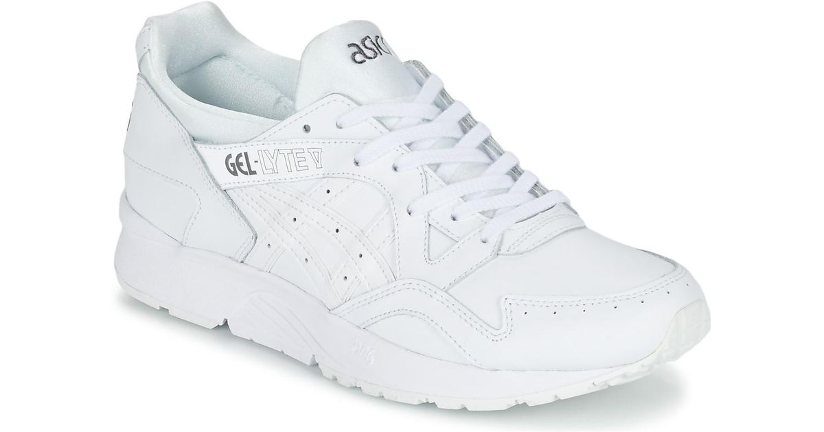 best service e9be2 e0a33 Asics - Gel-lyte Men's Shoes (trainers) In White for Men - Lyst