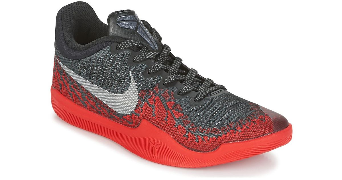 reputable site a51b0 a0252 Nike Mamba Rage Premium Men s Basketball Trainers (shoes) In Grey in Gray  for Men - Lyst