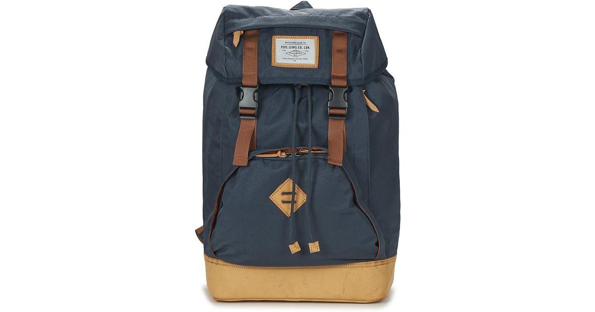 Pepe Jeans PEMBRIDGE GENTLE men's Backpack in Cheap Sale Huge Surprise Ig2yeIST