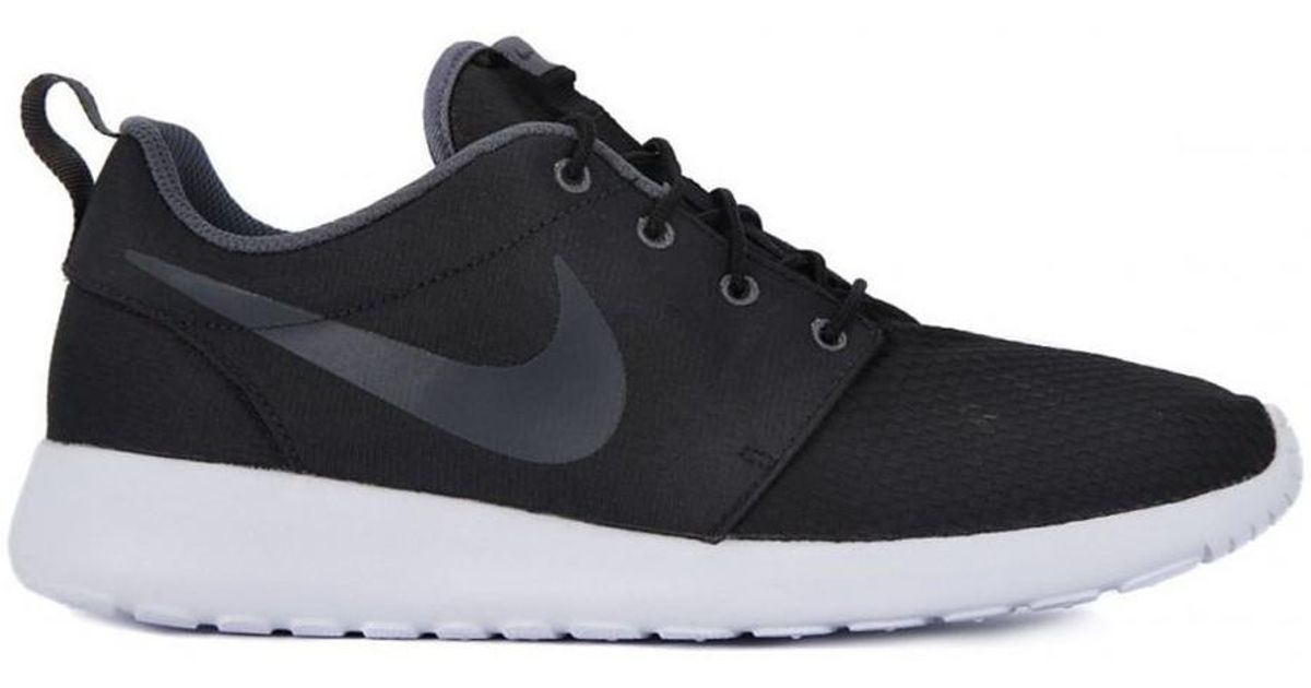 b66129236de6 Nike Roshe One Men s Running Trainers In Grey in Gray for Men - Lyst