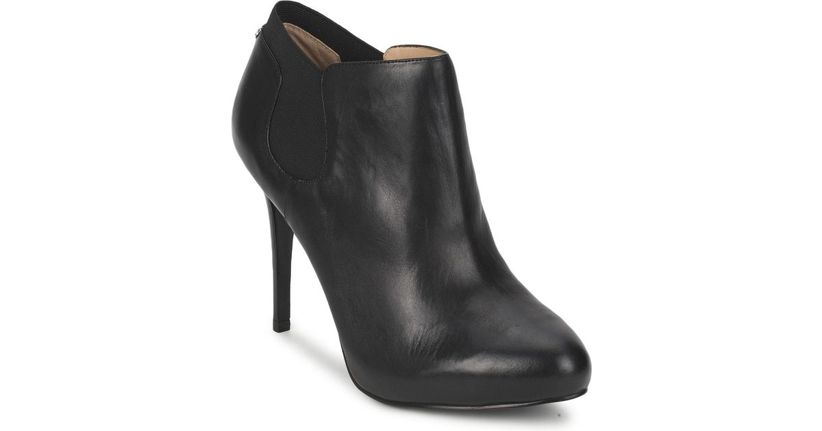 Guess Helia Ankle Boots Color Black  Women
