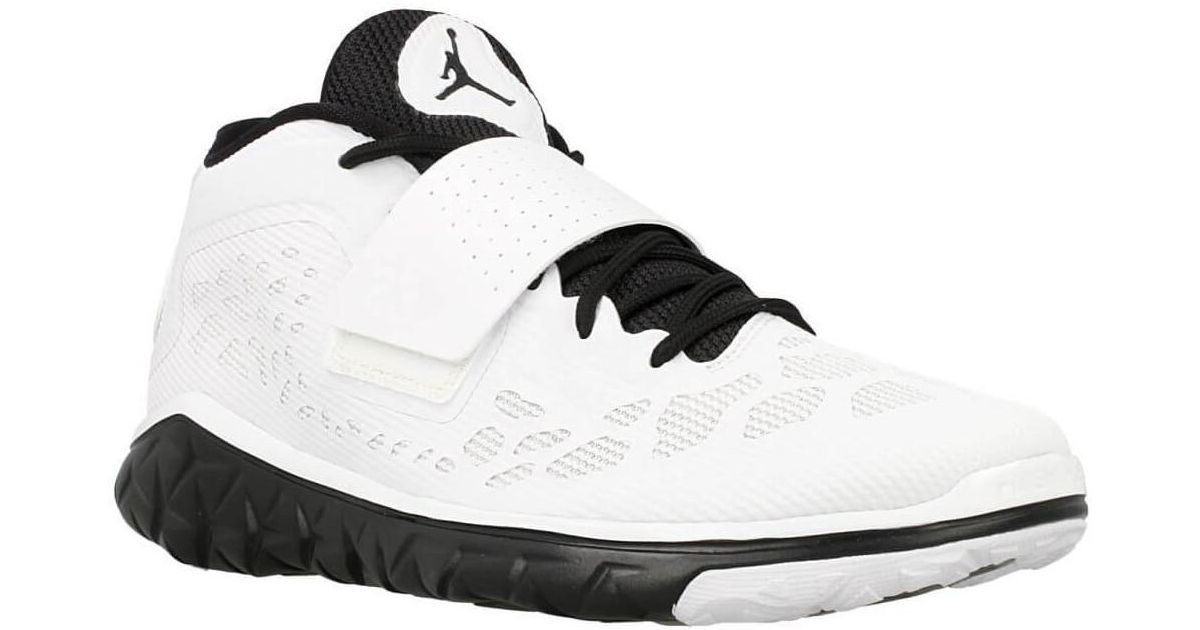 the best attitude 5792d efa8e Nike - Jordan Flight Flex Trainer 2 Men's Basketball Trainers (shoes) In  Black for Men - Lyst