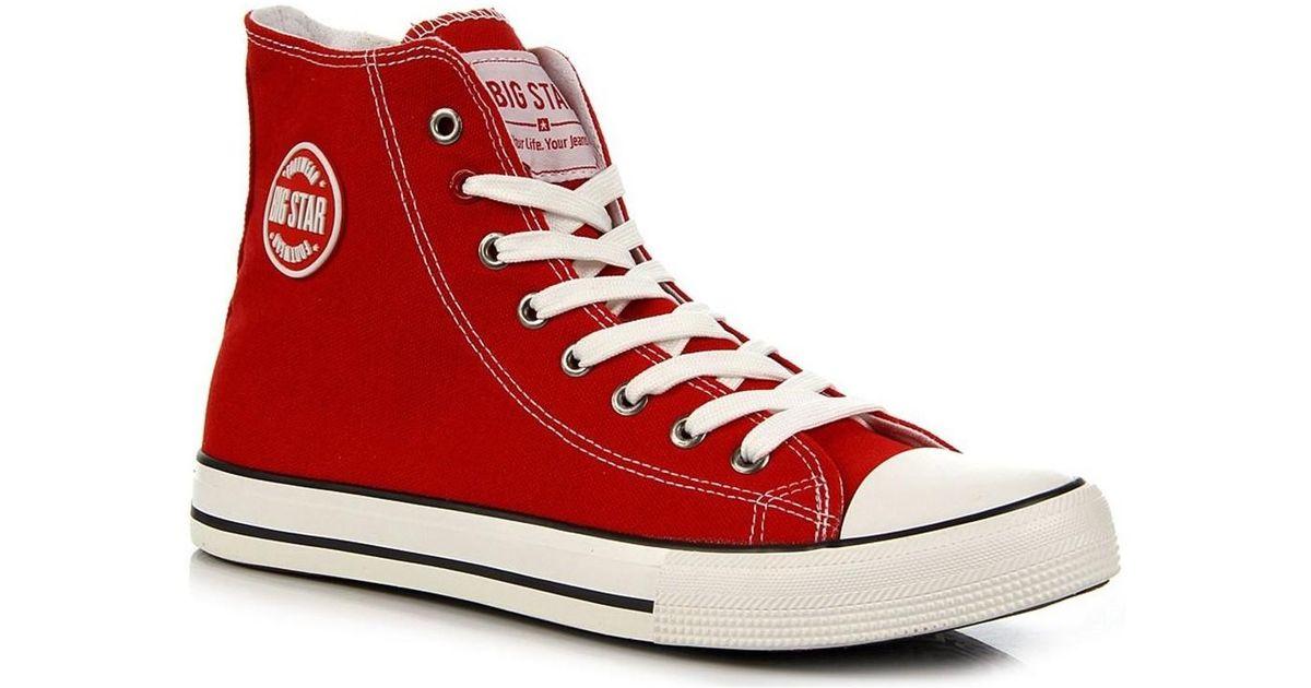 Chaussures Big Star T174104 aJpRQ9