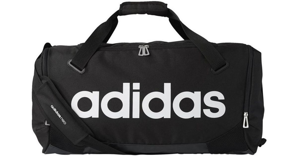 f50e90f1382c adidas Daily Gymbag M Women s Sports Bag In Black in Black - Lyst