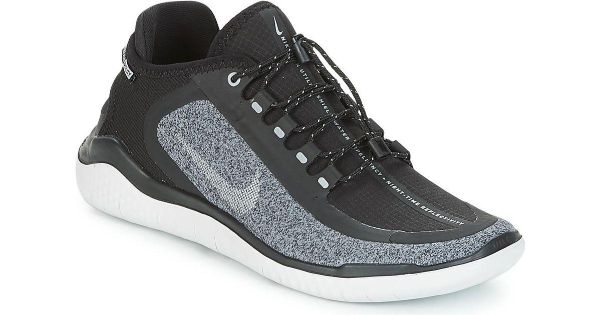 5c72ff0c641 ... Nike Free RN 2018 Shield Ladies Running Shoes