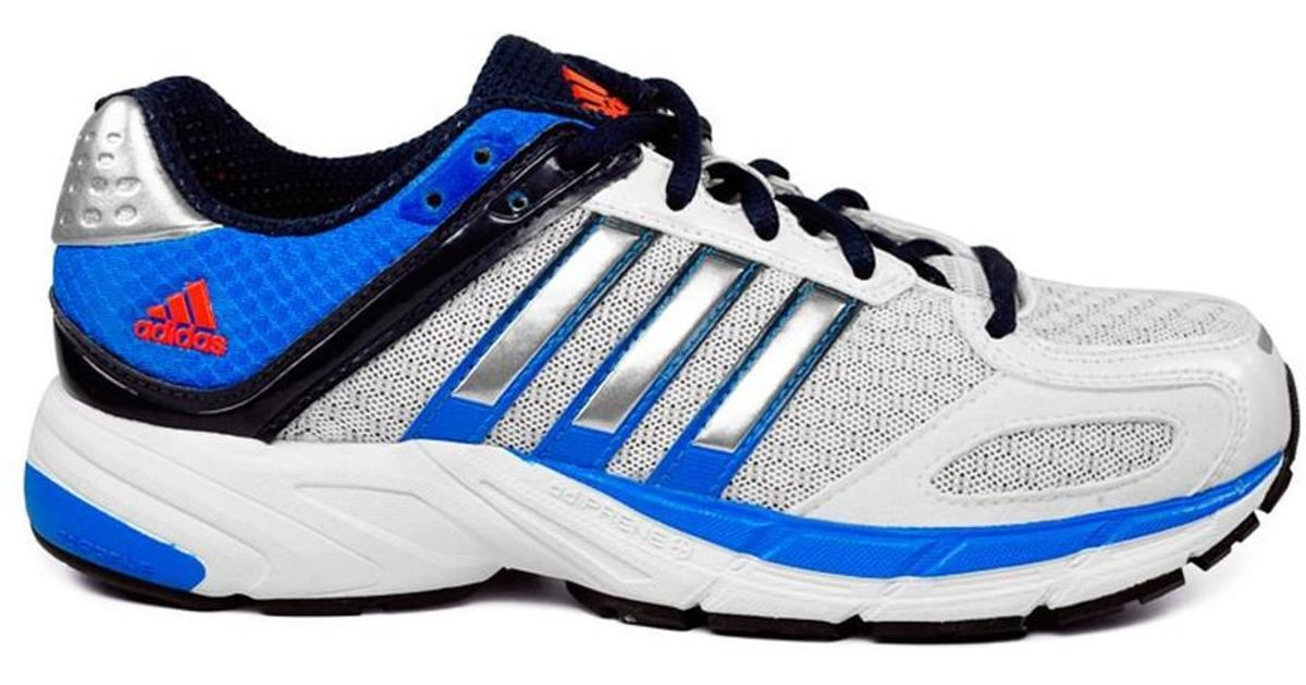 7f0cdb81d9b32 adidas Supernova Sequence 5 Women s Running Trainers In Blue in Blue - Lyst