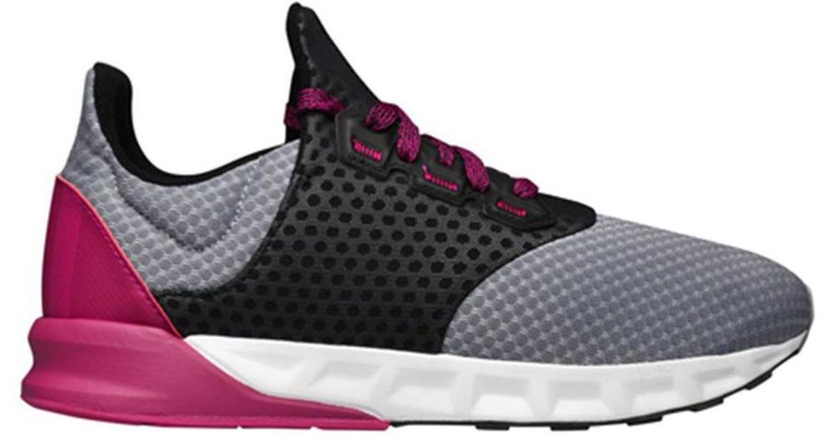 new arrival b4718 c2e7b ... top quality adidas falcon elite 5 w womens shoes trainers in purple in  purple lyst 9e734