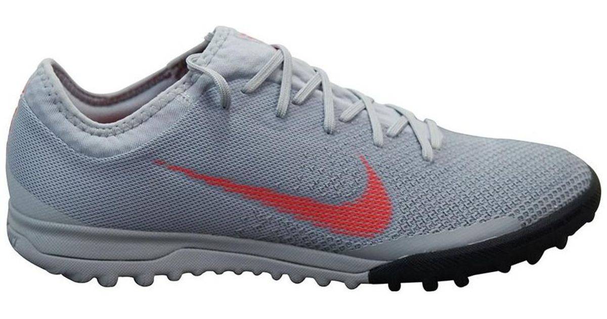 Nike Mercurialx Vapor Xii Pro Tf Men s Shoes (trainers) In Grey in Red for  Men - Lyst a763c5c73d04e