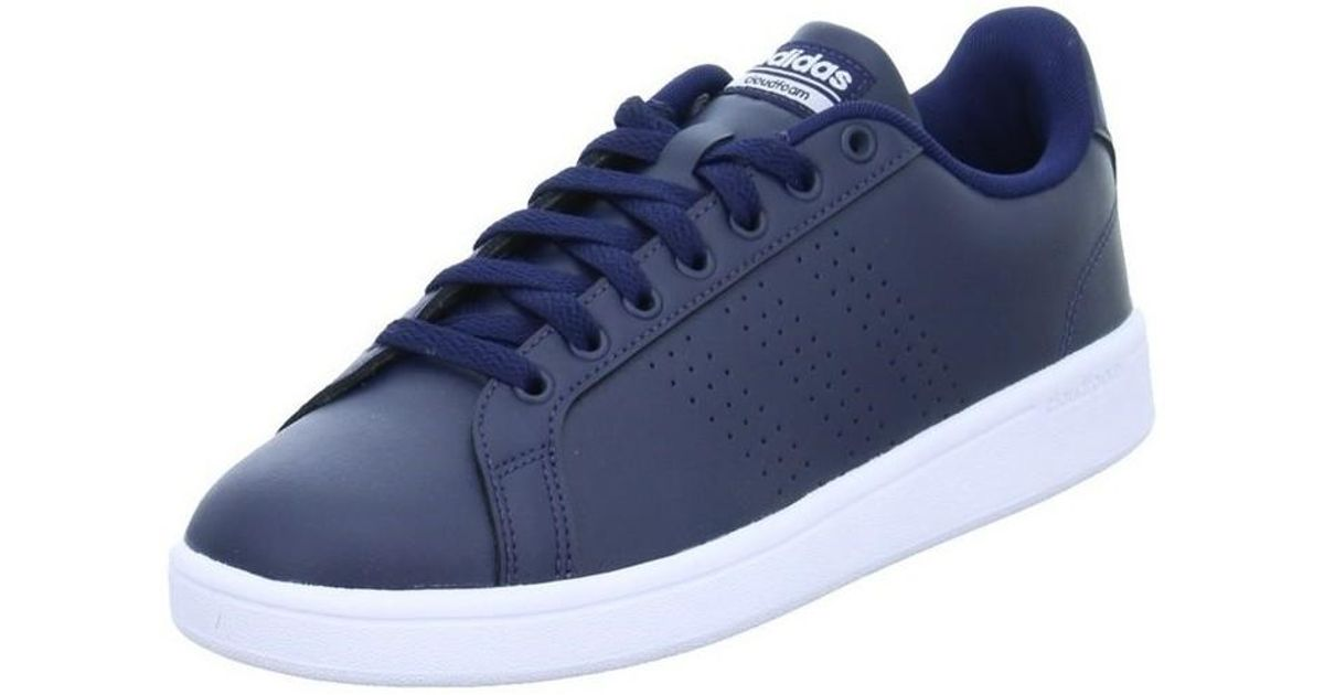 buy online 8f9d0 546b6 adidas Cf Advantage Cl Mens Shoes (trainers) In Blue in Blue for Men - Lyst